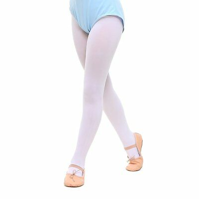 6b94963acafe4 Girls' Ultra Soft Pro Dance Tight/Ballet Footed Tight (Toddler/Little