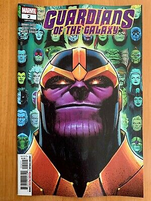 Guardians of the Galaxy 2 2019 David Marquez Cover A 1st Print  Marvel NM+ 2/20