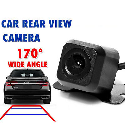 Backup Camera Rear View Camera Waterproof CMOS Parking Night Vision HD M0Y8D