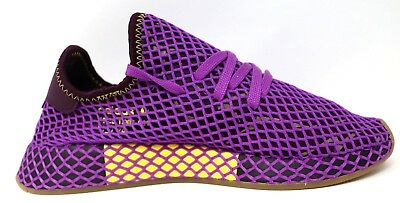 a79dd0c091f319 Adidas x Dragon Ball Z Deerupt Runner Son Gohan Purple New DS D97052 Mens  US 7