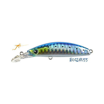 ARTIFICIAL SEASPIN BUGINU 55S 5.5g 55mm SINKING COLOR SAR