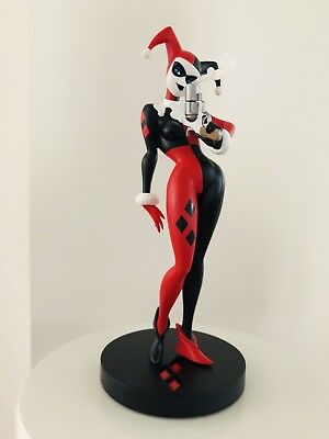 New Harley Quinn Animated Statue Figure 1/6 Scale DC Collectable Maquette Batman