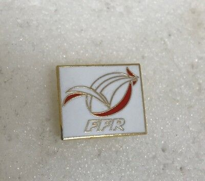 Very Rare France Rugby Union Supporter Enamel Badge - Wear With Pride