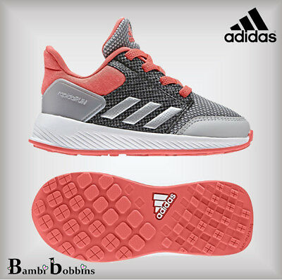 Baby Shoes Clothing, Shoes & Accessories Adidas Fortarun Infant Baby Boys Girls Trainers Size Uk 4 5 7 7.5 8 8.5 Infant