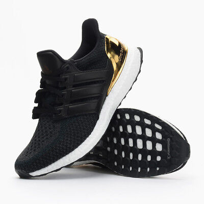 413d1baeeba BB3929  MENS ADIDAS UltraBOOST LTD Gold Medal Sneaker - Black Gold ...