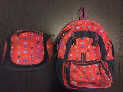 67cd7f3fb37e GAP ROBOT BACKPACK and Lunch Bag -  10.00