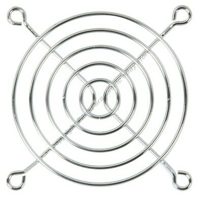 80mm 8cm Metal Wire Grill Finger Axial Fan Guard Protector For Pc