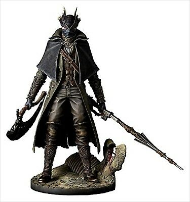 Bloodborne The Old Hunters Hunter 1/6 Scale Statue Figure Japan w/Tracking# NEW