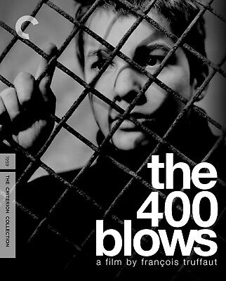 The 400 Blows Criterion Dual Format Region A/1 Blu-ray/DVD **Out of Print**