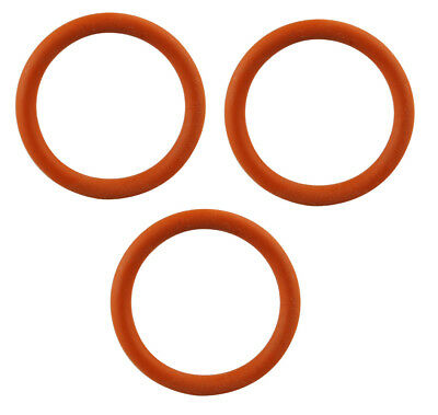 DeLonghi Brew group 3x O-Rings / Gaskets / Infuser Unit -  EAM ESAM ECAM