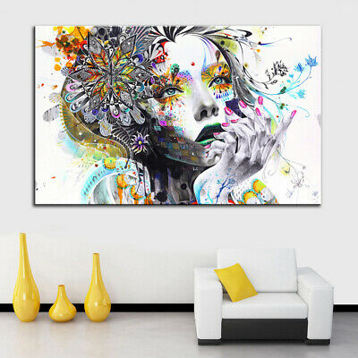 Modern Large Canvas Painting For Living Room Wall Art Prints DIY Home Decor