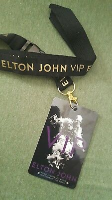 Elton John Farewell Tour Concert Vip Access Experience For 2 Ticket Holders