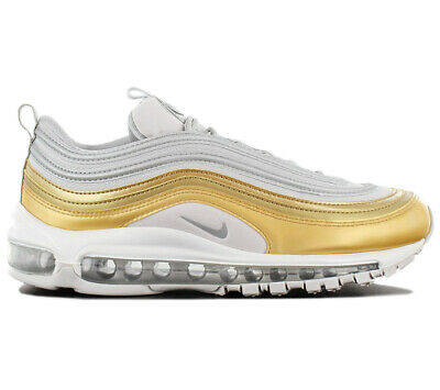 SE Silber Sneaker NIKE Special 97 MAX Gold Damen Edition AIR On0XN8kPw