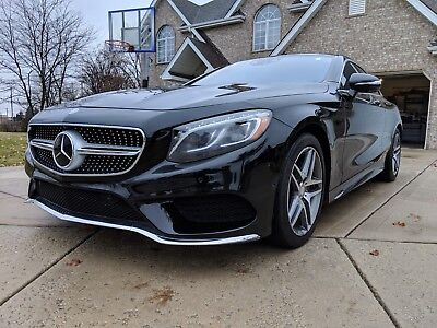 2016 Mercedes-Benz S-Class S550 4Matic 2016 Mercedes S550 4Matic Coupe | 25k Miles | Heavily Optioned | Great Condition