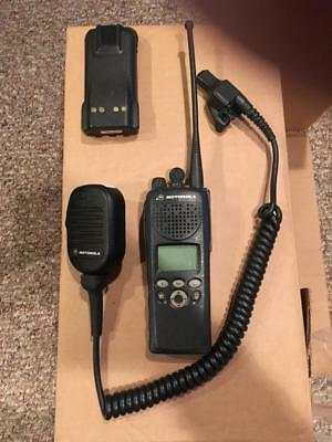 Motorola XTS2500 Model II Portable Radios - Comes with Battery, Mic and Antenna
