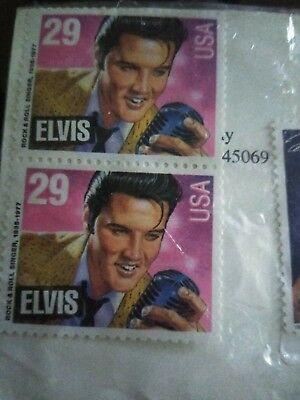 Cent Elvis Stamp Both Stamps For Price Picclick Jpg 300x400 29 Value