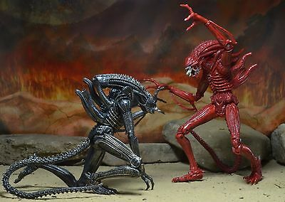 """Aliens  - 7"""" Scale Figures (3 Versions) - Series 5 - Limited Edition - NECA"""