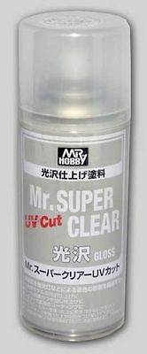 Gunze Sangyo MR HOBBY Mr. Super Clear UV Cut Gloss (170ml) #B-522