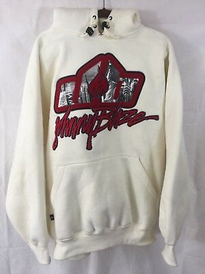 johnny blaze hoodie white johnny blaze clothing company