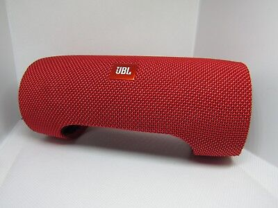 JBL CHARGE-3 BLUETOOTH Replacement Chassis / Cover Red