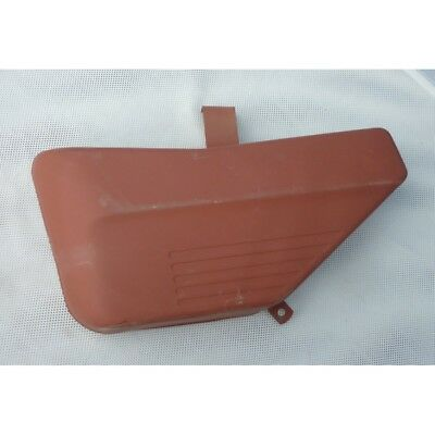 New Side Cover Box - Left - Underseat (Basic Painting) - Jawa 350 (632,638,639)