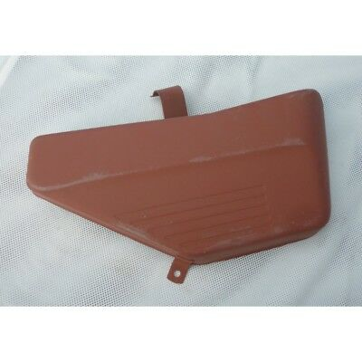 New Side Cover Box - Right - Underseat (Basic Painting) - Jawa 350 (632,638,639)