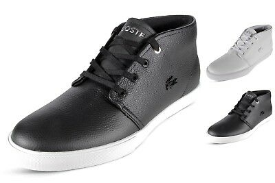 cc93ad86e4026 Lacoste Asparta 119 1 P Mens Casual Shoes Lace Up Leather Fashion Sneakers