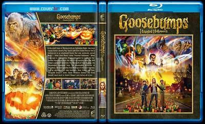 Goosebumps 2(2018) BLU-RAY ONLY!!! FAST SHIPPING!!!