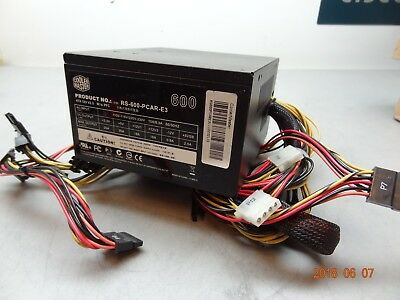 Cooler Master RS-360-PCAR-J3 ATX 12V V2.3 w//o PFC 460W Power Supply TESTED