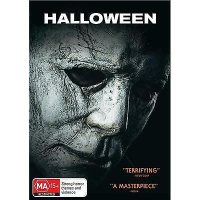 Halloween Dvd, New & Sealed, 2019 Release, Free Post