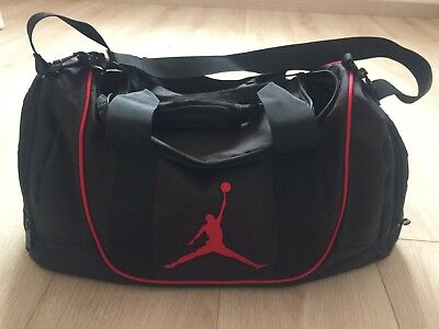 NBA  MJ Michael  air Jordan 23 Chicago bulls sac Bag Noir Rap Hip Hop Basketball