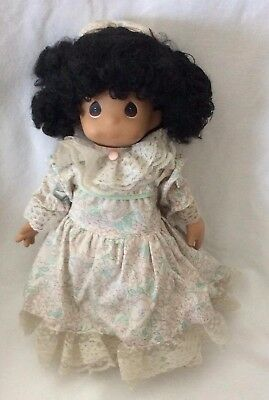 1993 Precious Moments Bethany African American Doll Pre Owned