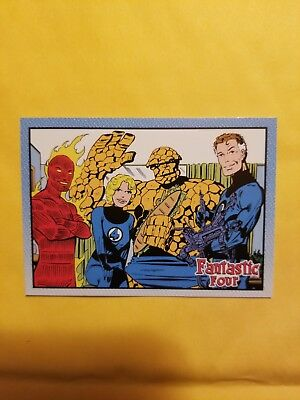 2008 Marvel Fantastic Four Archives Trading Cards Promo Card P2 Non Sport Update