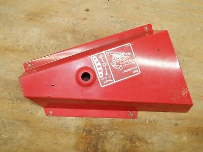 WHEEL HORSE GARDEN Tractor- Mower Deck Spindle Cover #2-USED