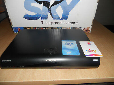 Decoder My Sky Hd Drx892I Ho Drx890I Visione Hd Con Tutte Le Schede. Offertissim
