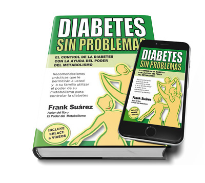 Ebook Diabetes Sin Problemas Frank Suárez Digital PDF, EPUB, MOBI AZW3 ESPAÑOL