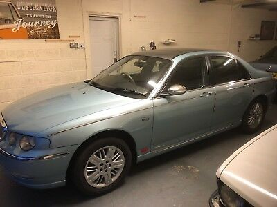 beautiful rover 75 v6 connoisseur SE , £2000 recent spend, in private collection