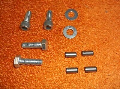S&s Cycle 4'' Bore Head Bolt Hardware Kit S&s Part # 90-1000Lb ( New )