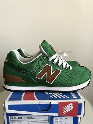 "f76e863889 NEW BALANCE 574 Backpack Collection ""Green"" - $57.00 