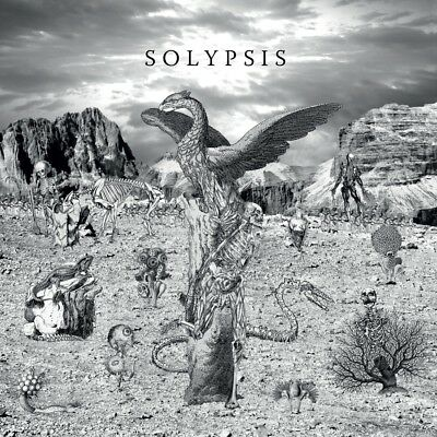 """Solypsis - To Know Death... You Have To Fuck Life In The Gallbladder (red 7"""")"""