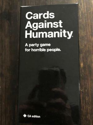 Cards Against Humanity CA edition