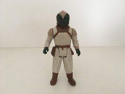 STAR WARS VINTAGE Figure- KLAATU SKIFF Guard 1983 ROTJ KENNER NO COO