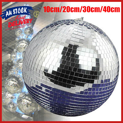 Disco Mirror Club Stage Lighting DJ Reflective Glass Dance Party Ball Event