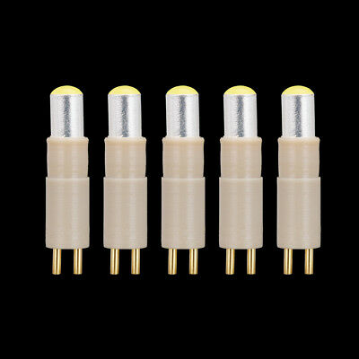 5 Pc Dental LED Bulb for NSK Fiber Optic High Handpiece Quick Coupler Coupling