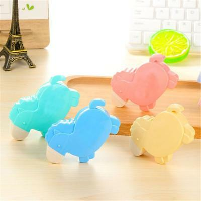 6m Cute Trojan horse White Out Correction Tape School Office Stationery