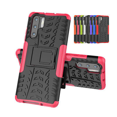 Shock Proof Heavy Duty Hard Stand Case For Huawei P30 Pro Mate 20 Honor 10 Lite