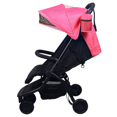 2 In1 Foldable Baby Stroller Kids Travel Newborn Infant Buggy Pushchair New