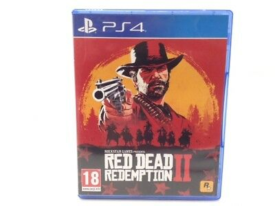 Juego Ps4 Red Dead Redemption 2 Ps4 4380301