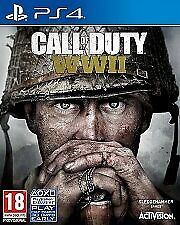 Juego Ps4 Call Of Duty Wwii Ps4 No Dlc 4381191