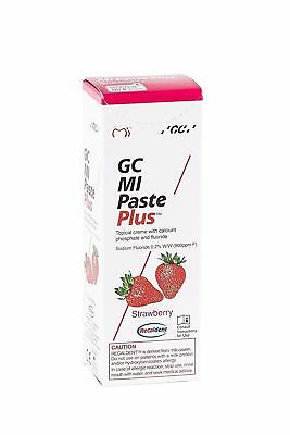 Gc Mi Paste Plus Strawberry 40G Free Post
